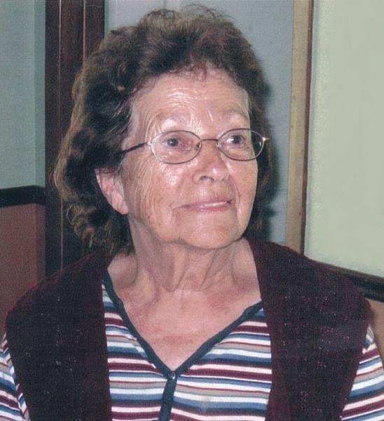 Noëlla Champagne Côté - 1932-2018