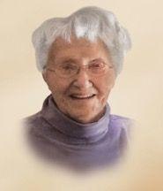 Margaret McLellan Cruikshank - 1919-2018