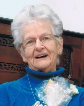 Thérèse Bédard Martineau - 1935-2016