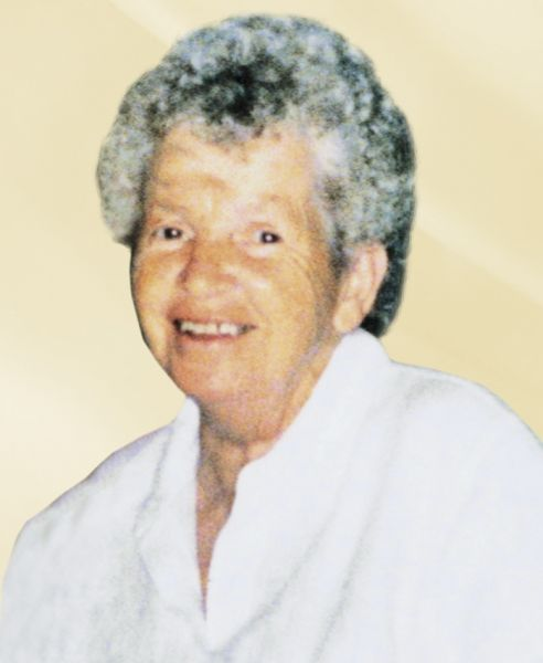 Jacqueline Carrier Latulippe - 1927-2012