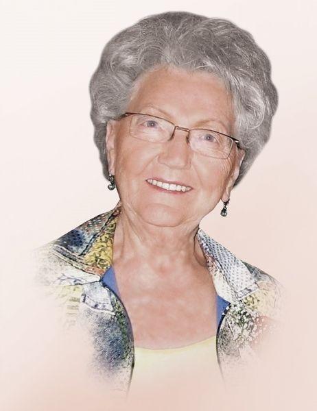 Berthe Roy Bergeron - 1925-2019