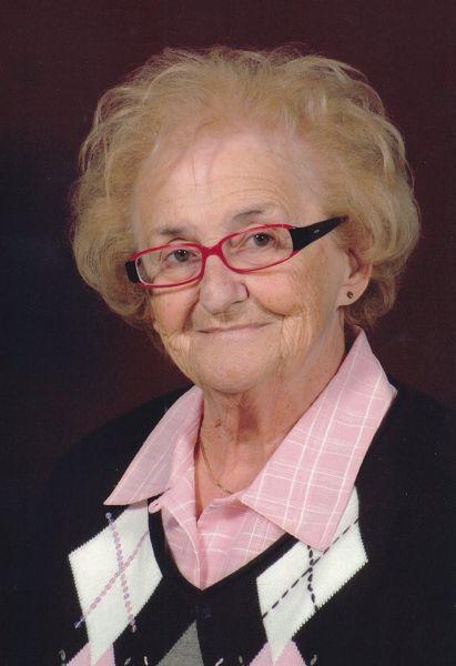 Jacqueline Savoie Laliberté - 1925-2019