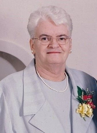 Marion Little Wright - 1928-2019