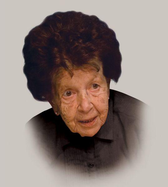 Jeannette Carrier Lacroix - 1929-2019