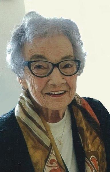 Ghislaine Poisson Girard - 1928-2020