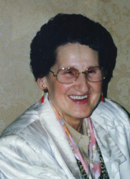Lucille Labonté Berthiaume - 1931-2020