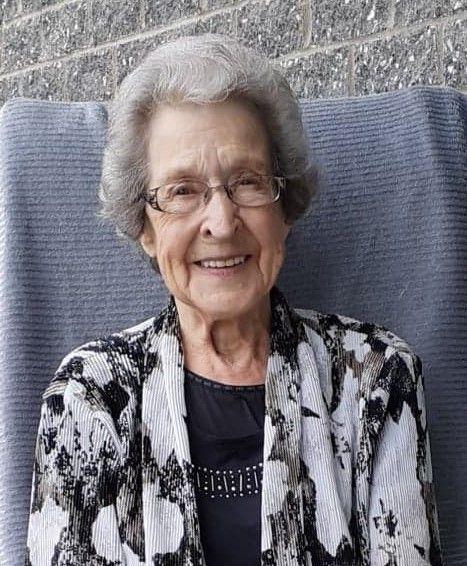 Jeanne Lemelin Mercier - 1926-2020