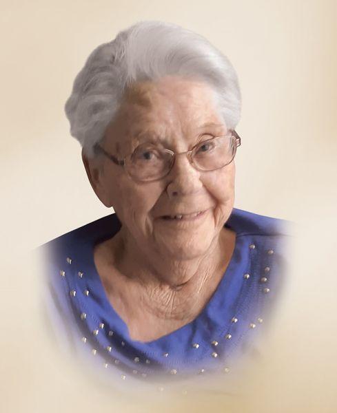 Marie-Jeanne Blais Côté - 1923-2020