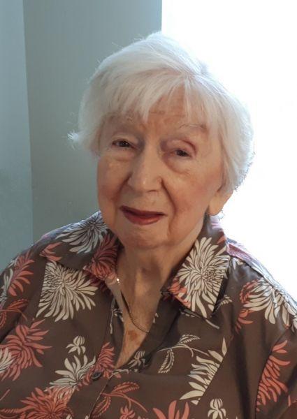 Marie-Ange Gamache - 1922-2020