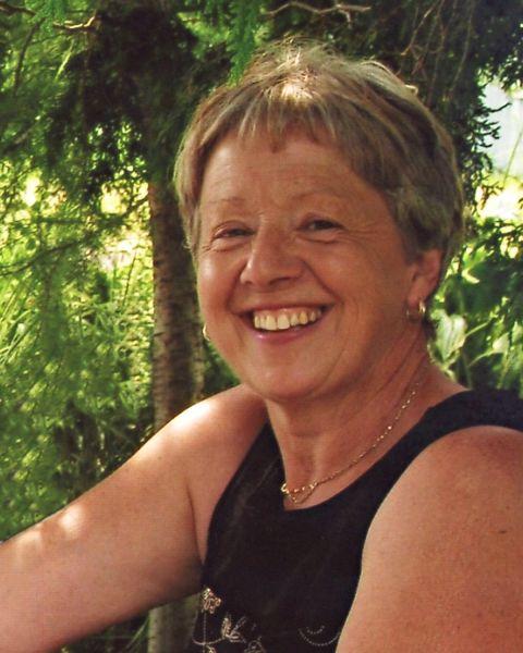 Lucie Gagné Rodrigue - 1955-2020