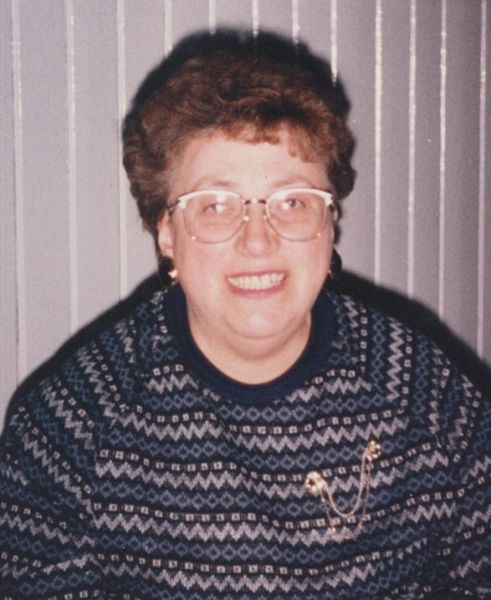 Monique Daigle Turgeon - 1940-2021