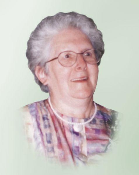 Juliette Martineau Berthiaume - 1927-2021
