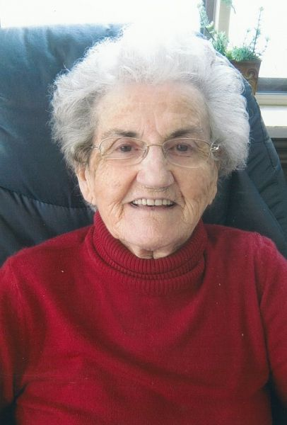 Alice Labrie Bergeron - 1929-2021